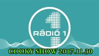 rádió1 | Cooky Show | 20171130 17H