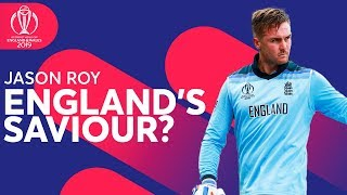 Jason Roy on His Return To The Team and His Style! | ICC Cricket World Cup 2019