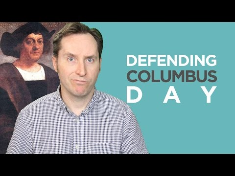 In Defense of Columbus Day (sort of) | Answers With Joe