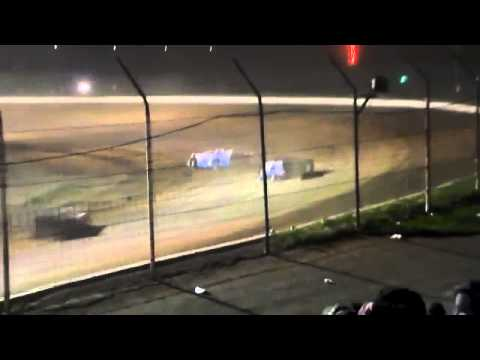 Boone Coleman Memorial Gator 50 Late Model Feature