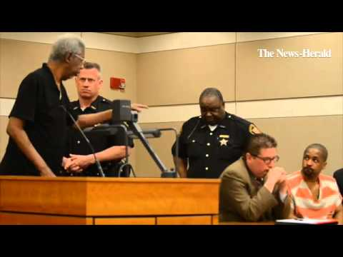 Explosive remarks from Robert Walton, father of murder victim Qiana Walton, as he confronts his daug