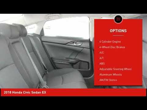2018 Honda Civic Sedan Milwaukee Wisconsin 80960