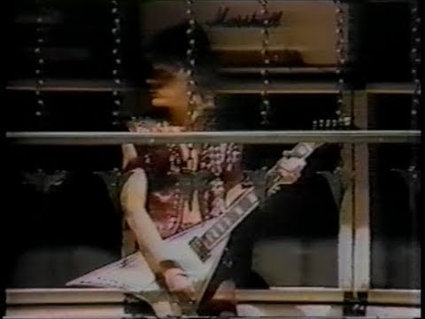 10 Minutes of Randy Rhoads Solos (Live Footage)