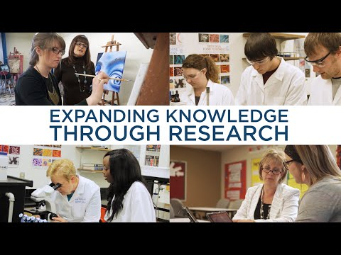 LCU • Expanding Knowledge through Research