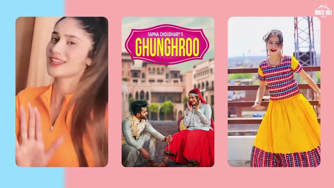 Ghunghroo (Dance Compilation) Sapna Choudhary | Uk Haryanvi | Best Insta Reels | Haryanvi Songs 2021