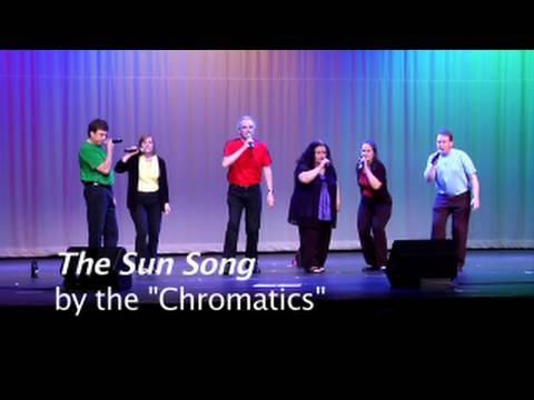 NASA | The Sun Song