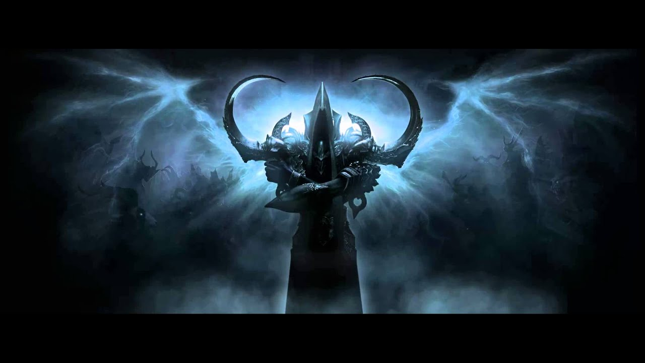 Animated background Malthael 1920x1080 - YouTube