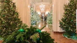 Biały Dom gotowy na Boże Narodzenie