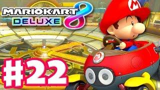 Baby Mario! Lightning Cup! Online Vs Races! - Mario Kart 8 Deluxe - Gameplay Walkthrough Part 22