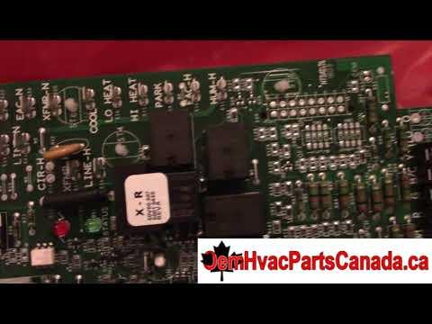 CNT05159 Control Board American Standard Trane