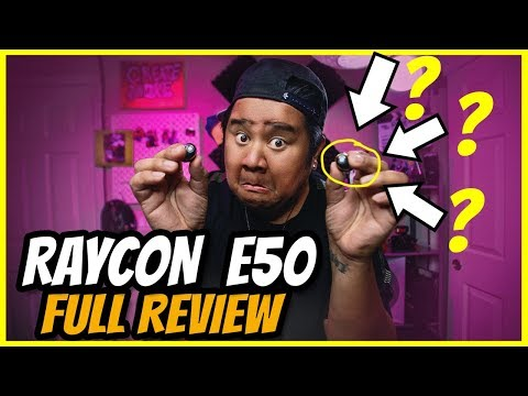 Raycon E50 FULL REVIEW   True Wireless Earbuds Under $70