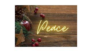 6/12/20 Peace