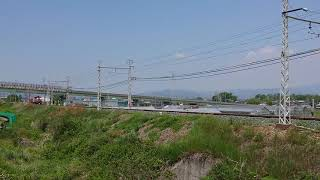 2019/5/4    東京メトロ  丸ノ内線2000系  甲種輸送③  豊川放水路へ