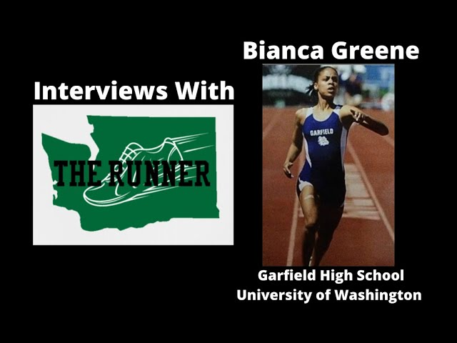 Interviews with The Runner WA: Bianca Greene