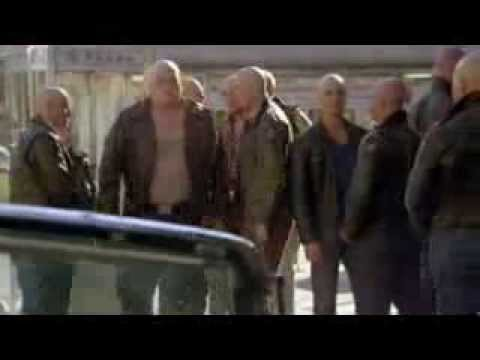 scene from ''The Wanderers