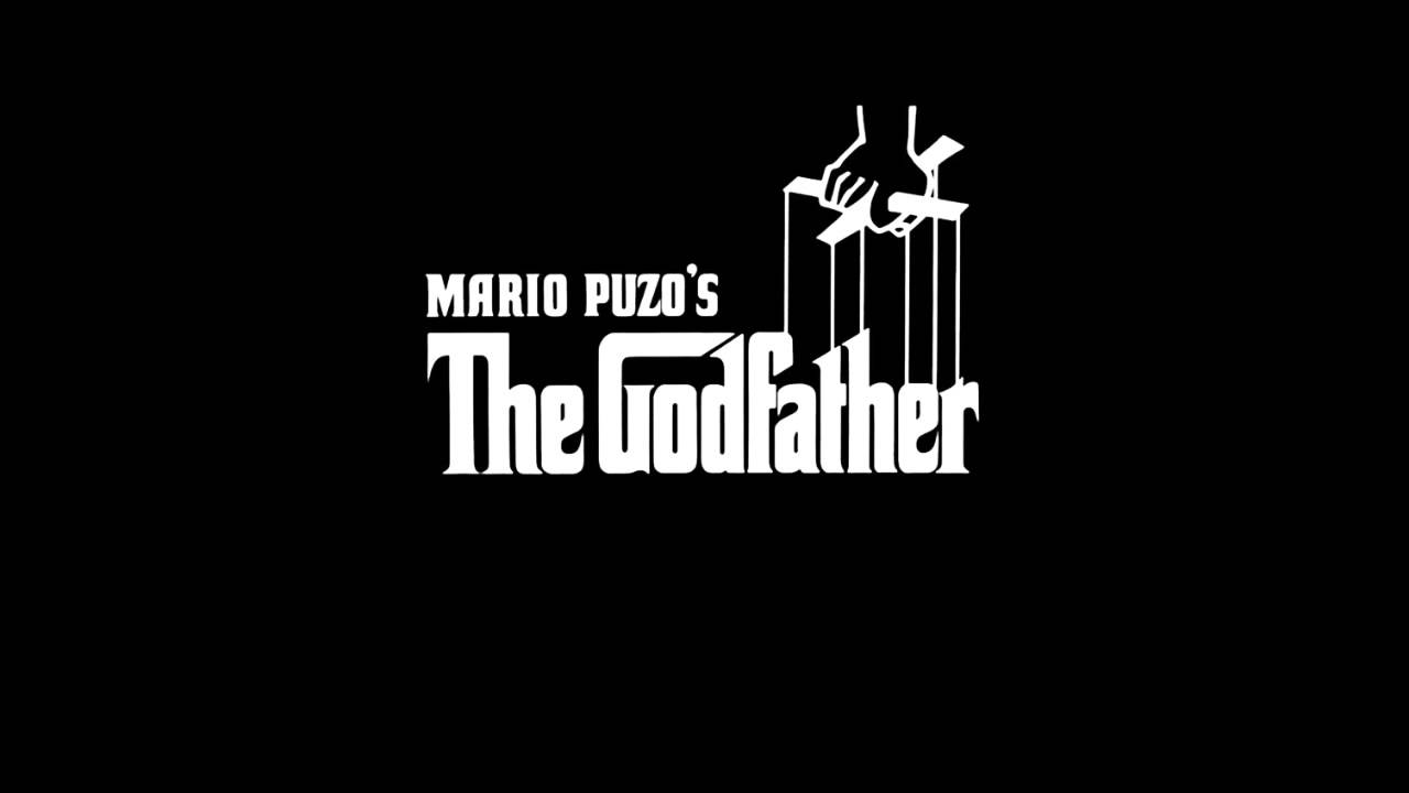 Logo Variation Recreation The Godfather 2002 Dvd Release