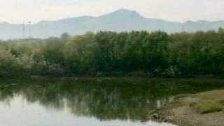 Laguna de San Lorenzo en Plaiaundi (TXINGUDIenGPS)