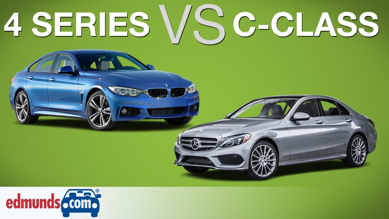 Bmw Series Gran Coupe Vs Mercedes Benz C Class The Battle Of