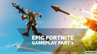10000 IQ  EPIC FORTNITE GAMEPLAY 2018....  | Fortnite Craziest Moments ( Fornite Battle Royale )