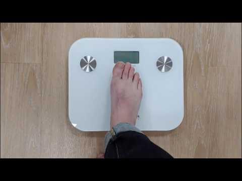 카스 가정용 인바디 스마트 체지방 체중계 측정기 BFA-90 사용법