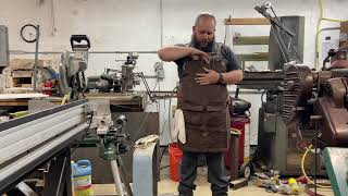 Eco Zen shop apron review and load out