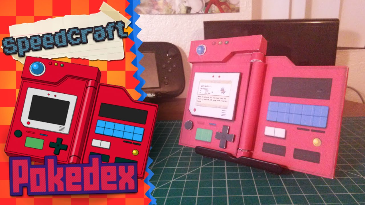 Papercraft Pokemon Papercraft ~ PokeDex ~
