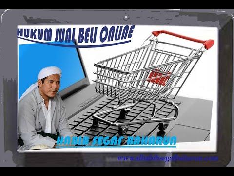 HABIB SEGAF BAHARUN HUKUM JUAL BELI ONLINE YouTube