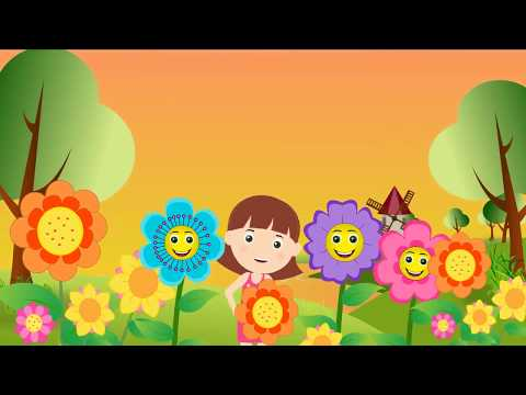 I Love The Sun And It Shines On Me | Songs For Children | Kids Songs | Baby Songs | Nursery Rhymes