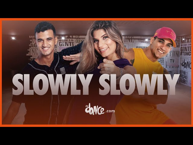 Slowly Slowly - Guru Randhawa ft. Pitbull | FitDance Channel
