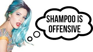 Halsey Gets Offended Over Hotel Shampoo