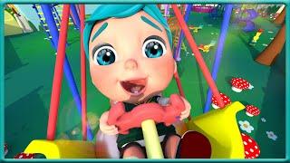 Bébé requin en français - Comptines pour bébé en francais - Viola Kids chanson  LE Français [HD]