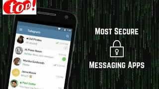 Top 5 Safe and Private Messaging Apps 2019
