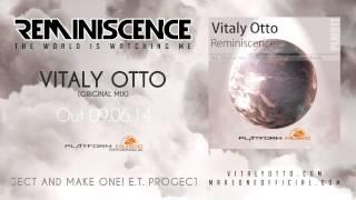 Vitaly Otto - Reminiscence (Original mix)