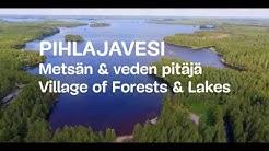 Pihlajavesi - Metsän & veden pitäjä