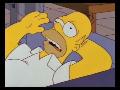 Homer's plan hide under coats