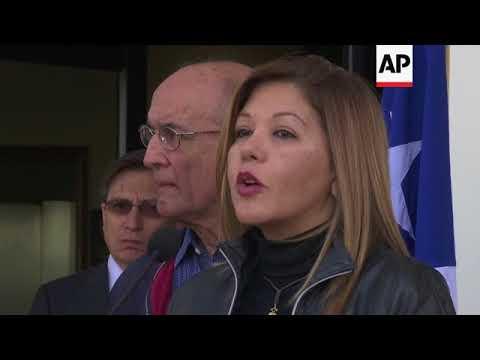 4 Venezuelan Judges Get Political Asylum In Chile