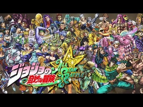 Jojo S Bizarre Adventure All Star Battle Trailer 5 1080p True Hd Quality Youtube
