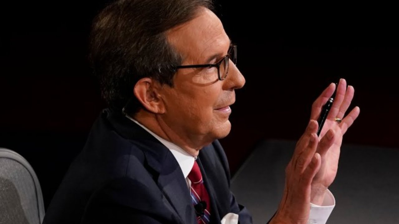 Why People Are Furious About Chris Wallace's Debate Performance