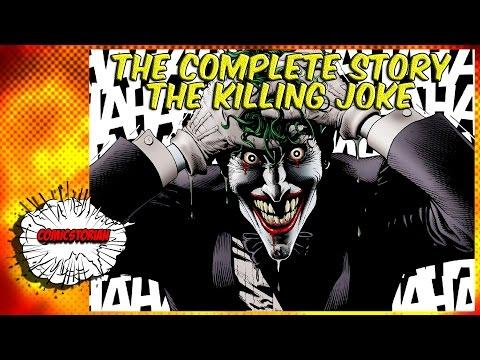 Batman The Killing Joke - Complete Story