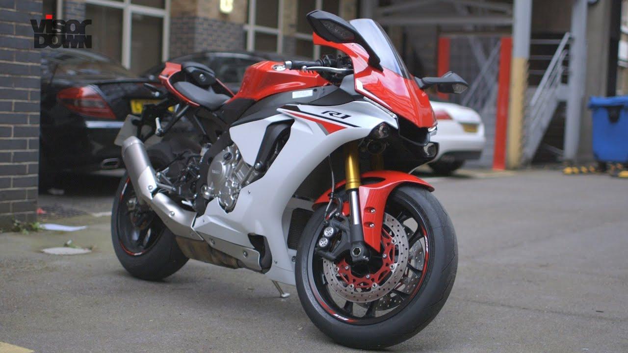 Yamaha R1 Review Road Test   Visordown Motorcycle Reviews