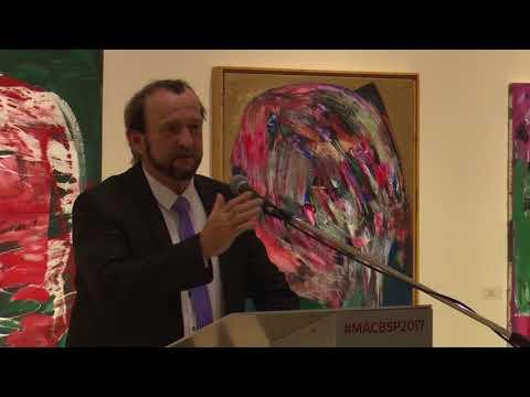 Conférence de presse Vernissage Marcelle Ferron au MAC 20171126