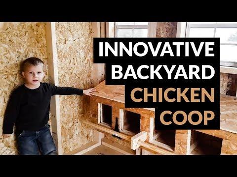 Chicken Coop 5