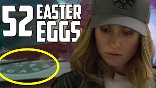 Captain Marvel Trailer Breakdown: Every Easter Egg