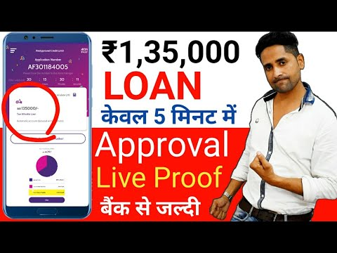 1,35,000 Instant Personal Loan Online - Loans For Bad Credit Instant Approval India