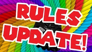 BIONICLE RANDOMS COLLAB RULES UPDATE!!!