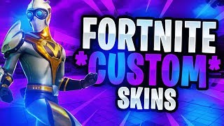 FORTNITE HOW TO CUSTOMIZE YOUR SKINS
