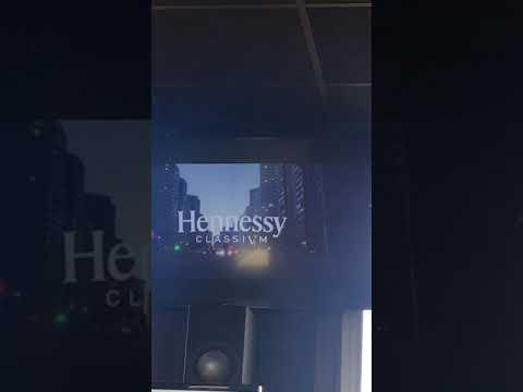 Vidéo Henessy