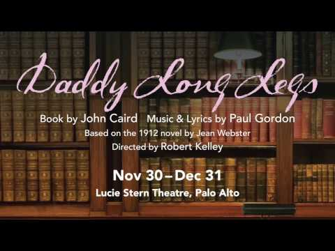 Highlights from DADDY LONG LEGS at TheatreWorks Silicon Valley