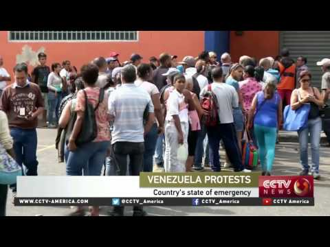 Diego Arria talks about the protest in Venezuela