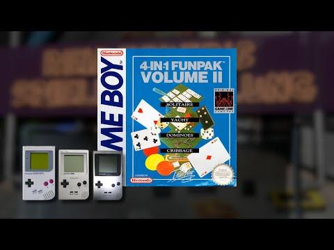 Gameplay : 4 in 1 Funpack Volume II - Solitaire [Gameboy]